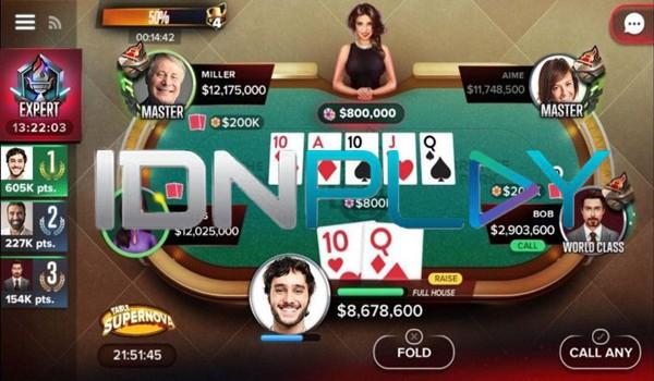 Agen Idn Poker Terpercaya Keuntungan Bermain Judi Kartu